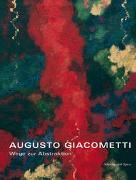 Cover-Bild zu Augusto Giacometti von Stutzer, Beat (Hrsg.)