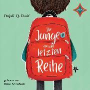 Cover-Bild zu Der Junge aus der letzten Reihe (Audio Download) von Raúf, Onjali Q.