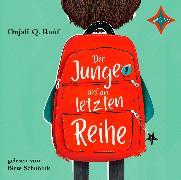 Cover-Bild zu Der Junge aus der letzten Reihe von Raúf, Onjali Q.