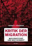 Cover-Bild zu Kritik der Migration von Hofbauer, Hannes