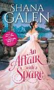 Cover-Bild zu An Affair with a Spare von Galen, Shana