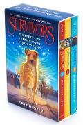 Cover-Bild zu Survivors Box Set: Volumes 1 to 3 von Hunter, Erin