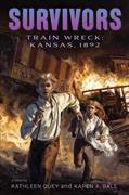 Cover-Bild zu Train Wreck von Duey, Kathleen
