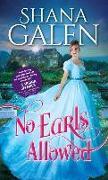 Cover-Bild zu No Earls Allowed von Galen, Shana