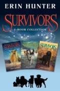 Cover-Bild zu Survivors 3-Book Collection (eBook) von Hunter, Erin