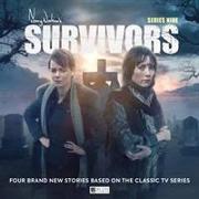 Cover-Bild zu Survivors: Series 9 von Slavin, Jane