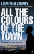 Cover-Bild zu All the Colours of the Town (eBook) von McIlvanney, Liam