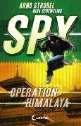 Cover-Bild zu SPY (Band 3) - Operation Himalaya von Strobel, Arno