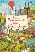 Cover-Bild zu Eine Wimmelreise durch Deutschland von Hoffmann, Brigitte