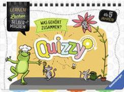 Cover-Bild zu Quizzy: Was gehört zusammen? von Diehl, Hannah