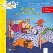 Cover-Bild zu Einschlafen ist doch kinderleicht von Heger, Ann-Katrin