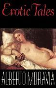 Cover-Bild zu Erotic Tales von Moravia, Alberto