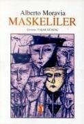 Cover-Bild zu Maskeliler von Moravia, Alberto