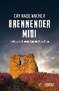 Cover-Bild zu Brennender Midi (eBook) von Rademacher, Cay