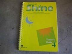 Cover-Bild zu American Shine 4 Teachers Book von Garton-Sprenger, Judy