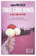 Cover-Bild zu Three-Card Monte (eBook) von Malvaldi, Marco