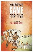 Cover-Bild zu Game For Five von Malvaldi, Marco