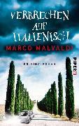 Cover-Bild zu Verbrechen auf Italienisch (eBook) von Malvaldi, Marco