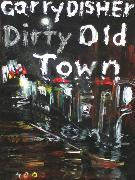 Cover-Bild zu Dirty Old Town (eBook) von Disher, Garry