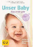 Cover-Bild zu Unser Baby, das erste Jahr (eBook) von Cramm, Dagmar von