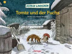 Cover-Bild zu Tomte und der Fuchs von Lindgren, Astrid