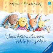 Cover-Bild zu Wenn kleine Hasen schlafen gehen von Reider, Katja