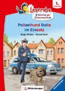 Cover-Bild zu Leserabe mit Mildenberger Silbenmethode: Polizeihund Bolle im Einsatz von Reider, Katja