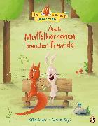 Cover-Bild zu Ekki Eichhorns Krims und Kram - Auch Muffelhörnchen brauchen Freunde (eBook) von Reider, Katja