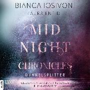 Cover-Bild zu Dunkelsplitter - Midnight-Chronicles-Reihe, Teil 3 (Ungekürzt) (Audio Download) von Iosivoni, Bianca