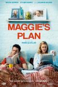 Cover-Bild zu Maggie's Plan (D) von Julianne Moore (Schausp.)