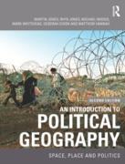 Cover-Bild zu An Introduction to Political Geography (eBook) von Jones, Martin