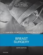 Cover-Bild zu Breast Surgery E-Book (eBook) von Dixon, J Michael (Hrsg.)