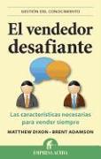 Cover-Bild zu EL VENDEDOR DESAFIANTE von Dixon, Matthew