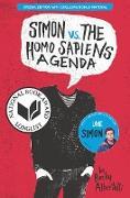 Cover-Bild zu Simon vs. the Homo Sapiens Agenda Special Edition von Albertalli, Becky
