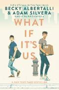 Cover-Bild zu What If It's Us von Albertalli, Becky