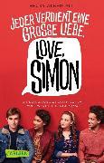 Cover-Bild zu Love, Simon (Nur drei Worte - Love, Simon) (eBook) von Albertalli, Becky