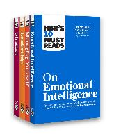 Cover-Bild zu HBR's 10 Must Reads Leadership Collection (4 Books) (HBR's 10 Must Reads) (eBook) von Review, Harvard Business