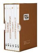 Cover-Bild zu HBR Emotional Intelligence Boxed Set (6 Books) (HBR Emotional Intelligence Series) (eBook) von Review, Harvard Business