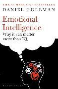 Cover-Bild zu Emotional Intelligence von Goleman, Daniel