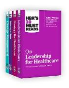 Cover-Bild zu HBR's 10 Must Reads for Healthcare Leaders Collection (eBook) von Review, Harvard Business