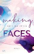 Cover-Bild zu Making Faces von Harmon, Amy
