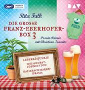 Cover-Bild zu Die große Franz-Eberhofer-Box 3 von Falk, Rita