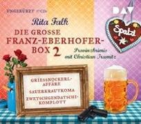 Cover-Bild zu Die große Franz-Eberhofer-Box 2 von Falk, Rita