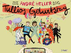 Cover-Bild zu Tullios Geburtstag von Heller, André