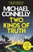 Cover-Bild zu Two Kinds of Truth (eBook) von Connelly, Michael