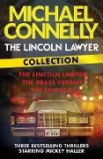 Cover-Bild zu Lincoln Lawyer Collection (eBook) von Connelly, Michael