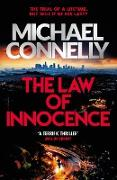 Cover-Bild zu Law of Innocence (eBook) von Connelly, Michael