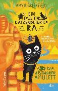 Cover-Bild zu Ein Fall für Katzendetektiv Ra, Das verschwundene Amulett (eBook) von Greenfield B., Amy