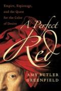 Cover-Bild zu Perfect Red (eBook) von Greenfield, Amy Butler