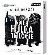 Cover-Bild zu Die Hulda-Trilogie. Dunkel - Insel - Nebel von Jónasson, Ragnar